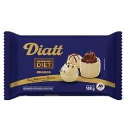 CHOCOLATE DIET BRANCO 500G