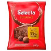CHOCOLATE EM PÓ 33% CACAU 1,01KG SELECTA