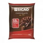 CHOCOLATE EM PÓ 33 % SICAO 300G