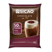 CHOCOLATE EM PÓ 50% 300G