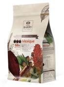 CHOCOLATE ORIGENS CACAO BARRY AMARGO MEXIQUE (66% CACAU) - GOTAS 1KG CALLEBAUT