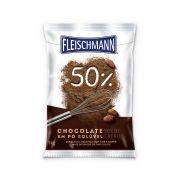 CHOCOLATE PO SOLUVEL 50% FLEISHMANN 1KG