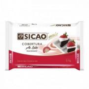 COBERTURA AO LEITE 2,1KG SICAO