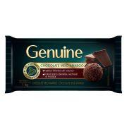 GENUINE CHOCOLATE MEIO AMARGO 1 KG