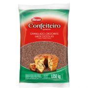 GRANULADO CROCANTE SABOR CHOCOLATE HARALD 1,05KG