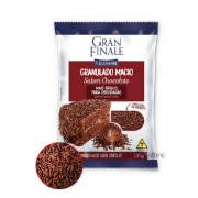 GRANULADO MACIO SABOR CHOCOLATE 1,05KG FLEISCHMANN