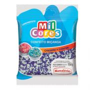 MIÇANGA BRANCA E LILÁS Nº 0 150G MAVALERIO