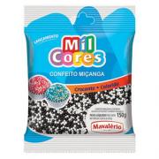 MIÇANGA BRANCA E PRETA Nº 0 150G MAVALERIO