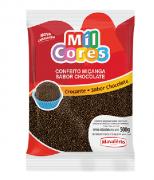 MIÇANGA SABOR CHOCOLATE 500G MIL CORES