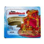 PASTA AMERICANA ARCOLOR 500G AZUL