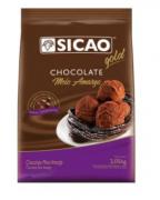 SICAO CHOCOLATE MEIO AMARGO GOTAS 2,05KG