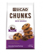 SICAO COB MEIO AMARGO CHUNKS 1,01KG