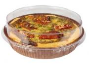 TORTA PIE COM TAMPA 16X30 C/ 5 UNIDADES