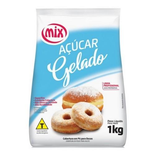 AÇUCAR GELADO MIX 1KG