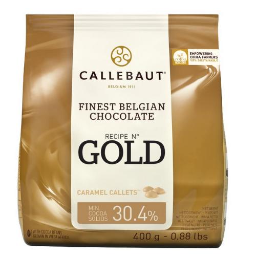 CARAMELO GOLD 400G CALLEBAUT