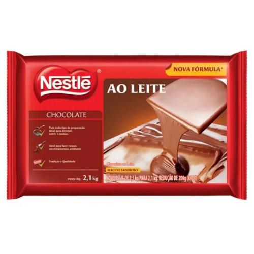 CHOCOLATE AO LEITE 1KG NESTLE