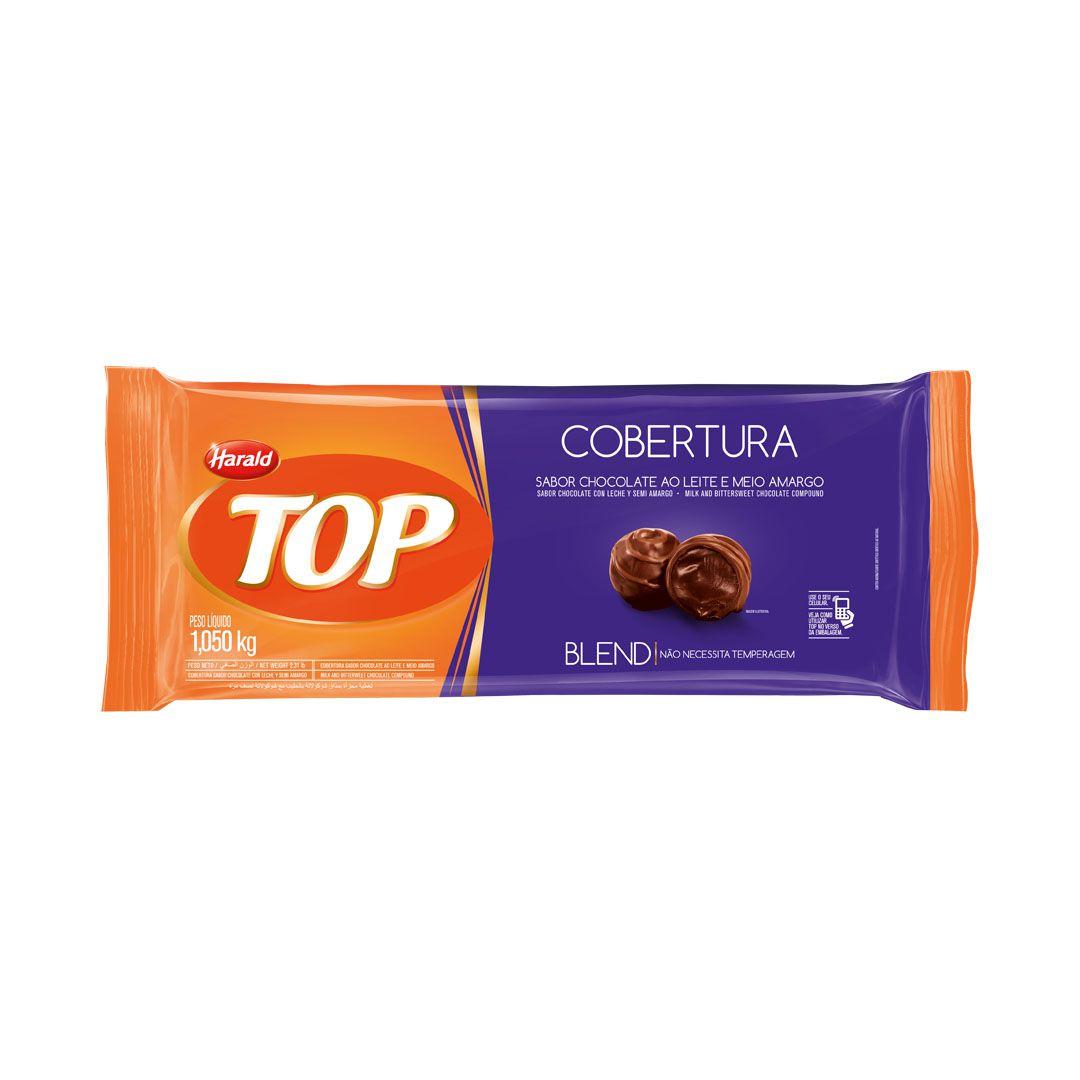 COBERTURA TOP BLEND 1,050KG HARALD