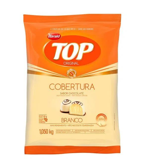 COB TOP GOTAS BRANCO 1,05KG HARALD