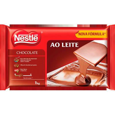 CHOCOLATE AO LEITE 1KG