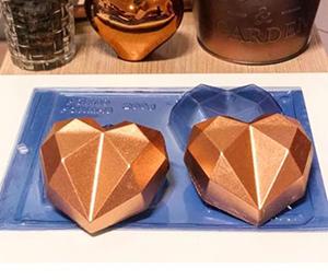 CORACAO DIAMOND 200G COD 01