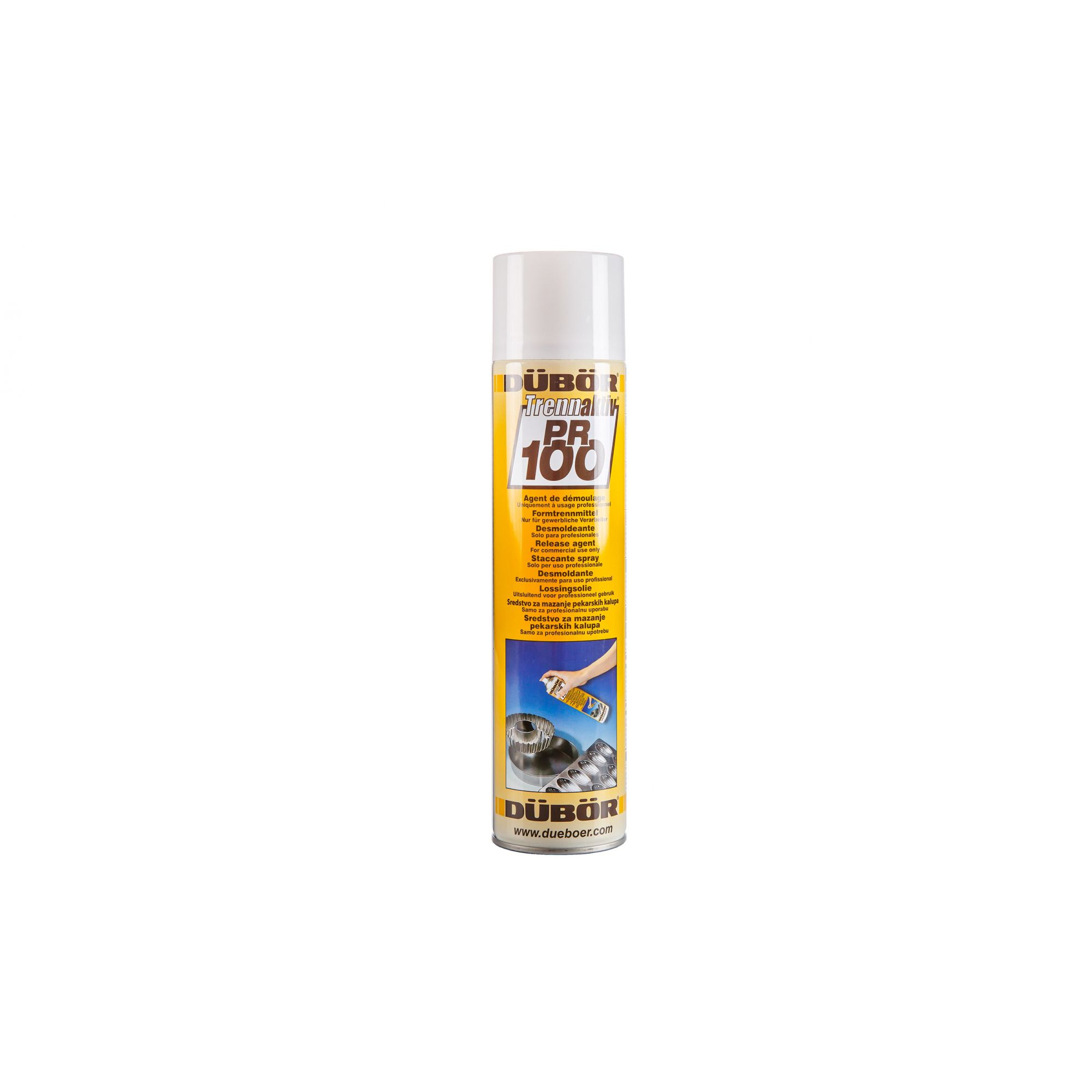 DESMOLDANTE PR 100 SPRAY 600ML