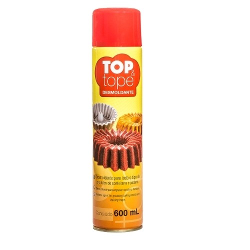 Desmoldante Top E Tope Spray 600ml