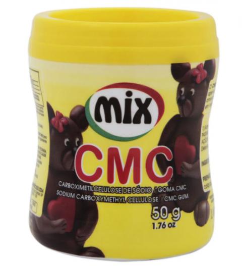 DESUMIDIFICANTE ESPESSANTE CMC 50G - MIX