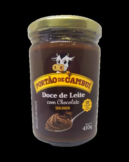 DOCE DE LEITE COM CHOCOLATE 410G