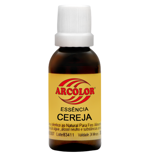 ESSENCIA  30ML CEREJA