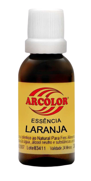 ESSENCIA 30ML LARANJA