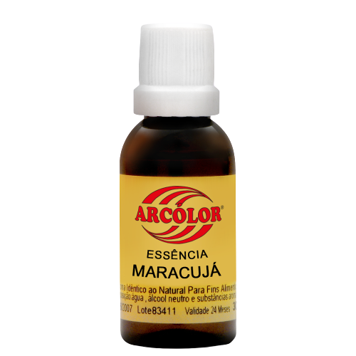 ESSENCIA 30ML MARACUJA