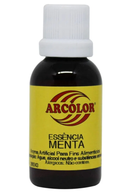 ESSENCIA DE MENTA ARCOLOR 30ML