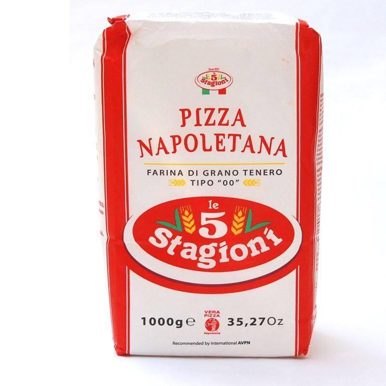 FARINHA 00 NAPOLITANA 1KG
