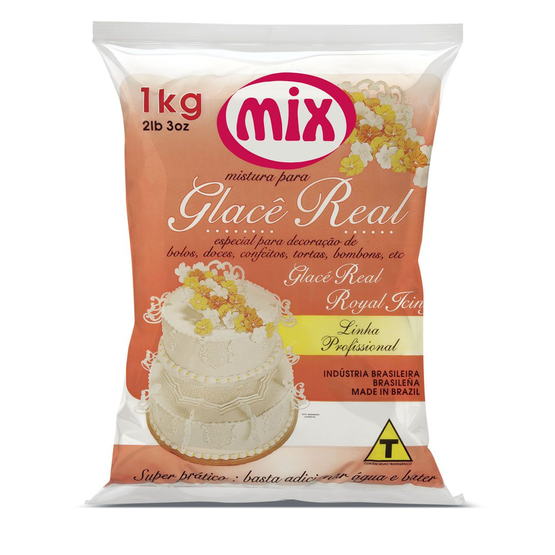 GLACE REAL 1KG MIX