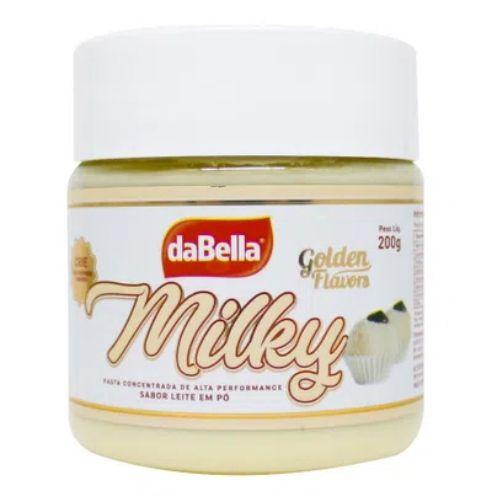 GOLDEN FLAVORS MILKY DABELLA