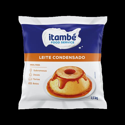 LEITE CONDENSADO ITAMBÉ 2,5KG