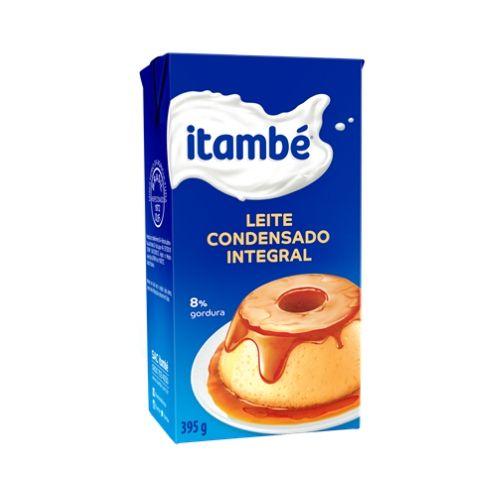 LEITE CONDENSADO ITAMBE 395G
