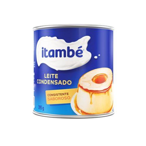 LEITE CONDENSADO ITAMBE LATA 395G
