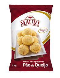 MISTURA PÃO DE QUEIJO MAURI 1KG