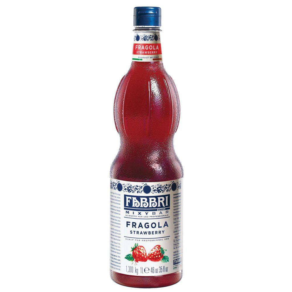 MIXYBAR FRAGOLA PIU 1 LT (MORANGO)