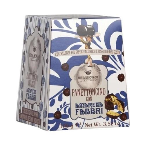 PANETONE AMARENA BRERAMILANO 100G FABBRI