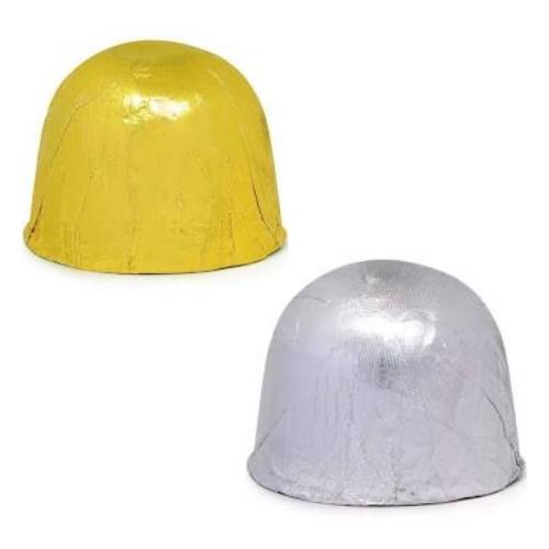 PAPEL CHUMBO ESPECIAL PARA BOMBONS 100 FOLHAS 14,8X19X8 CM