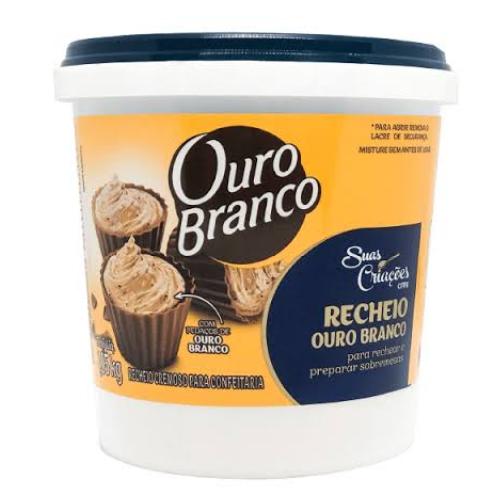 RECHEIO CREMOSO OURO BRANCO 1,05KG