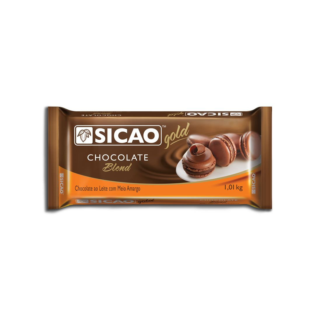 SICAO CHOCOLATE BLEND GOLD 1,01KG