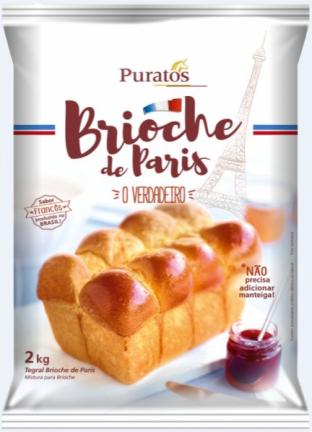 TEGRAL BRIOCHE DE PARIS 2KG