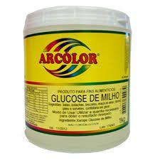 XAROPE GLUCOSE MILHO ARCOLOR 1KG