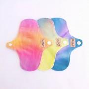 Protetor de calcinhas - Tie Dye