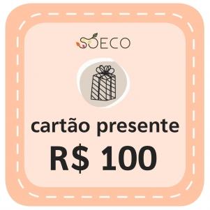 CARTÃO PRESENTE
