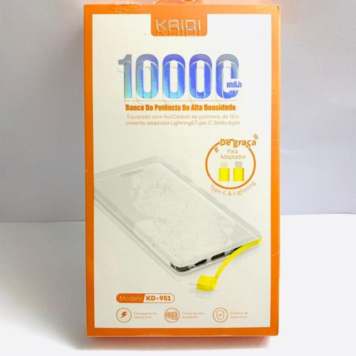 Power Bank 10.000 mah Pineng