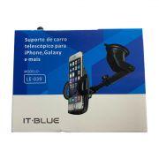 Suporte de Carro Telescópio para Iphone, Galaxy e mais